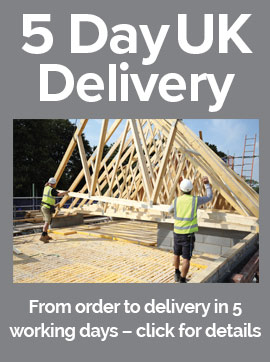 5 Day Delivery Trusses
